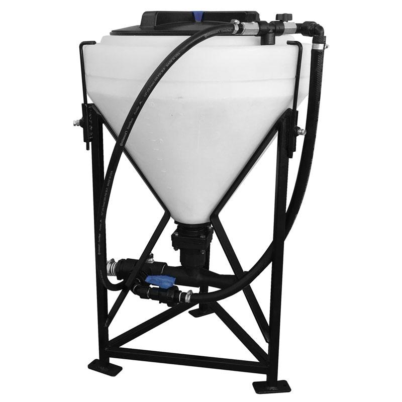 15 gallon induction unit
