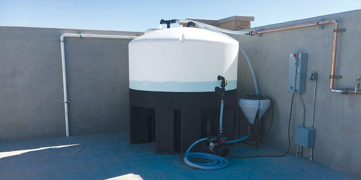 STATIONARY MIXING SYSTEMS | ADW Turf Sprayers
